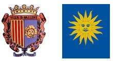 Pueblo de Sallent en el Pirineo Aragonés.